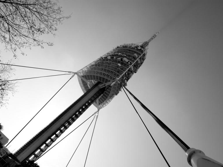Torre de Collserola / Foto: Sandro Gordo