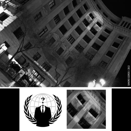 Logo Anonymus - Foment Treball Nacional