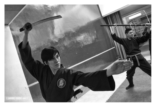 08. Budo Taijutsu - Sandro Gordo 2013