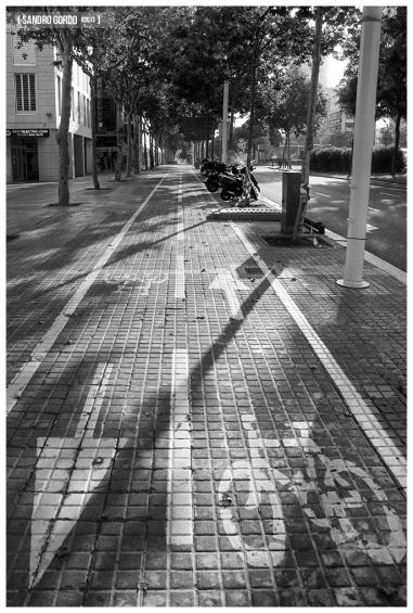 Barceloneta's Sunrise