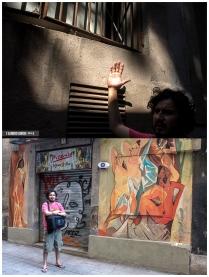 Clave baja / Marchand vs. Picasso