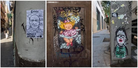 Pobreza ahora / Street Art
