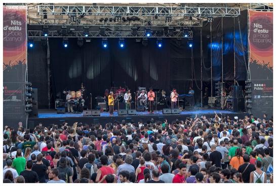 The Skatalites - Trash An' Ready Festival 2013