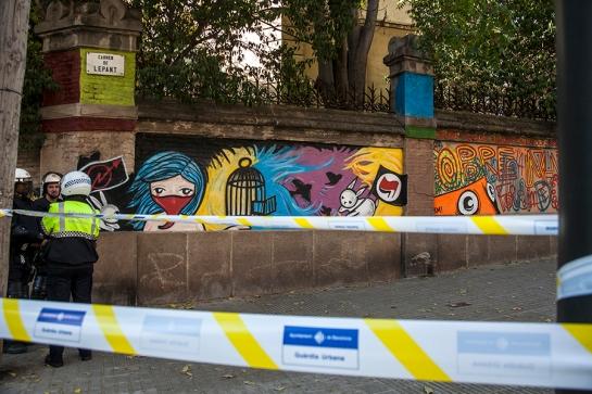 Desalojo Can Botxí / Sandro Gordo 2013 - 010