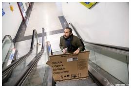 #33 Escaleras de cartón