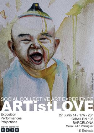 Cartel Expo ARTistLOVE
