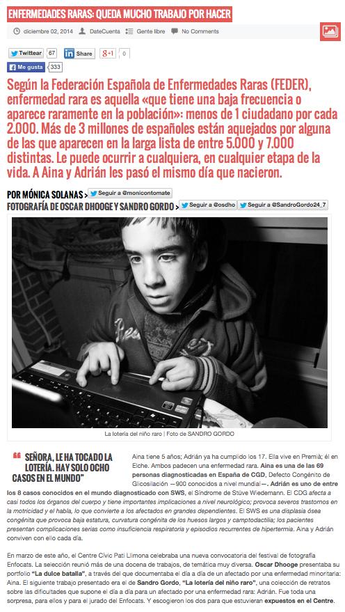 Date Cuenta Entrevista Oscar Dhooge y Sandro Gordo