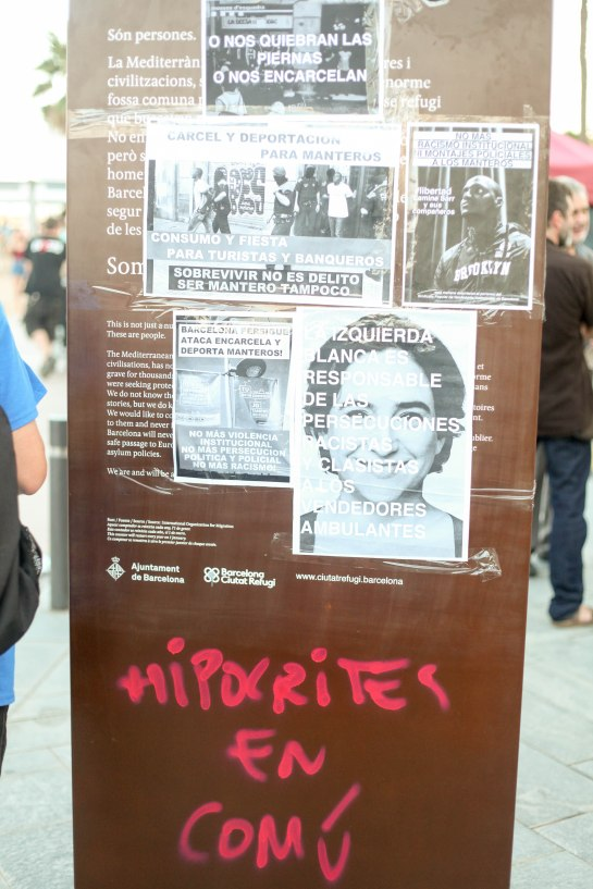 Acción protesta_Refugiados_Colau (10 de 10)