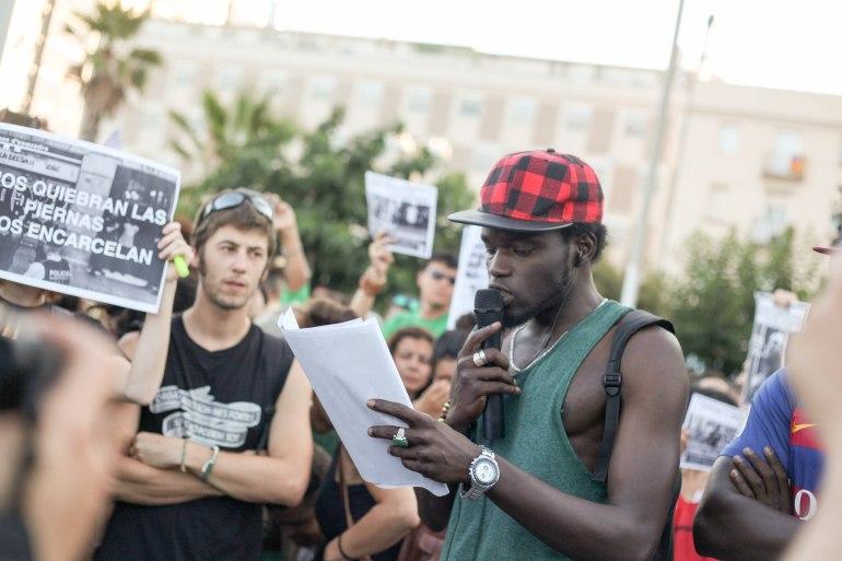 Acción protesta_Refugiados_Colau (4 de 10)
