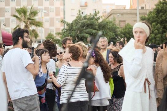 Acción protesta_Refugiados_Colau (6 de 10)